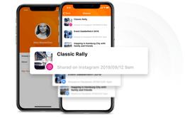 Social Share für Webseite - Volle Kontrolle und Übersicht über Posts und Shares