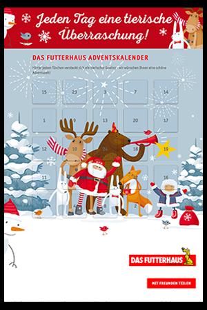 Futterhaus Adventskalender