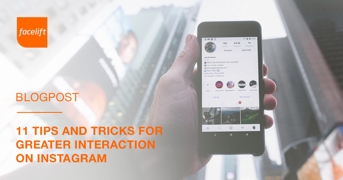 10 Tips and Tricks for Greater Interaction on Instagram
