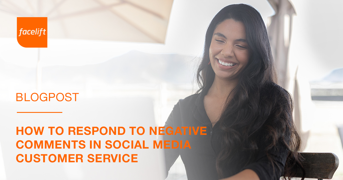 How to Respond to Negative Comments in Social Media Customer Service